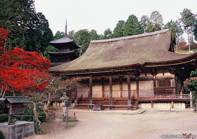 常楽寺(西寺)