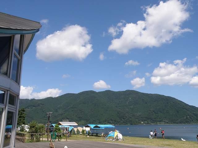 マキノサニービーチ(高木浜キャンプ場)
