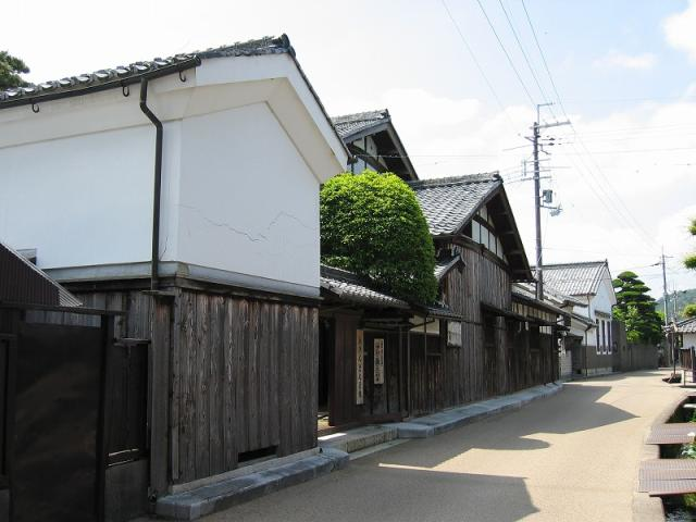 五個荘近江商人屋敷中江準五郎邸