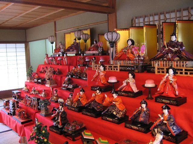 Merchant Family Hina Dolls★25443ba2212053853