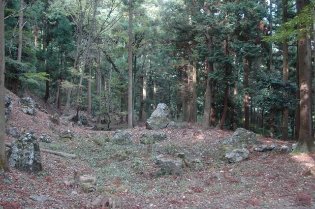 京極氏館跡