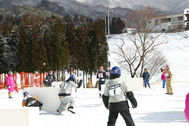 【2017年中止】雪合戦奥伊吹バトル&かまくら祭