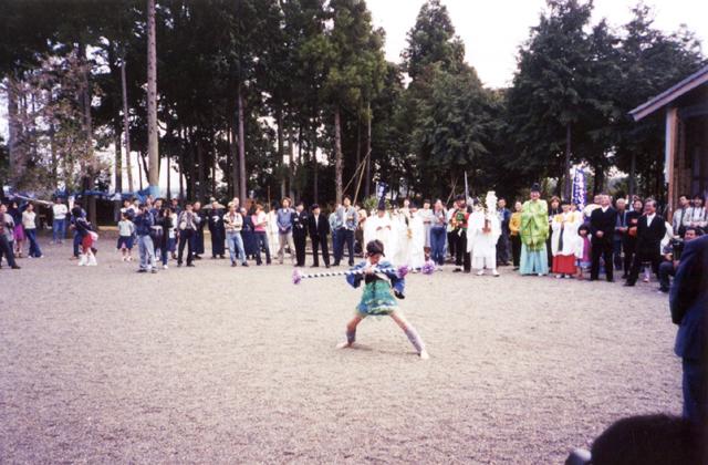 ケンケト祭(帯掛祭)