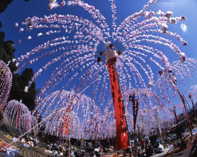 【2021年中止】南山王の祭