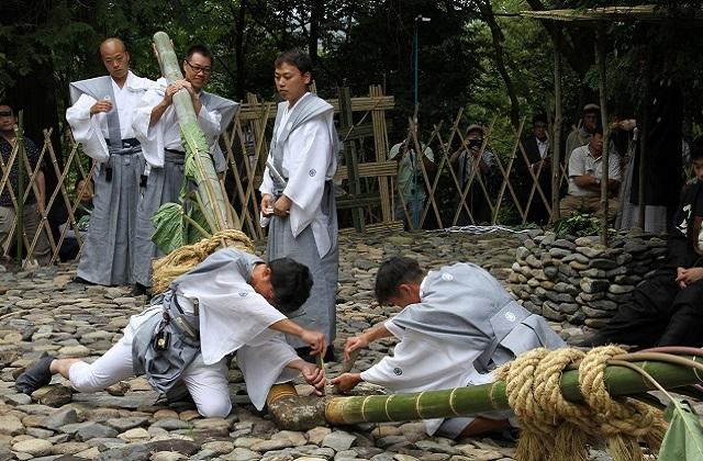 【2020年中止】近江中山の芋競べ祭り