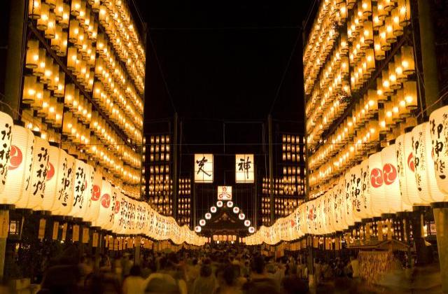 【2020年度中止】万灯祭
