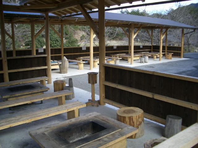 高取山ふれあい公園キャンプ場