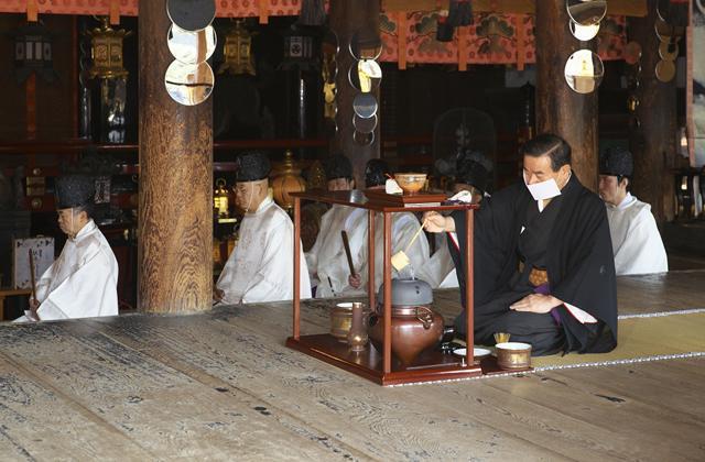 北野天満宮献茶祭