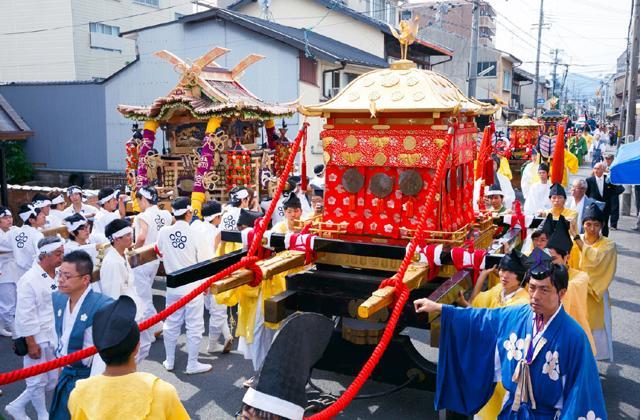 ずいき祭(京都府京都市)