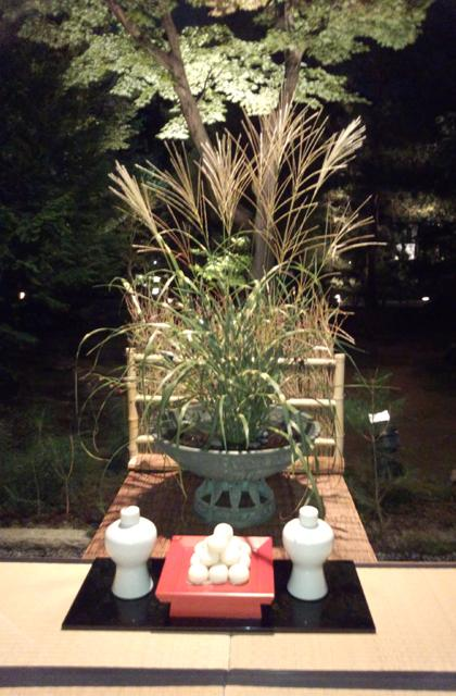 Kodai Temple Kangetsu Tea Party at Autumn Night★26100ba2212054824