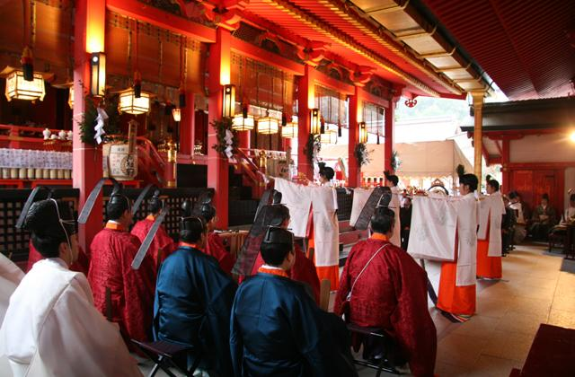 Hatsuuma big festival