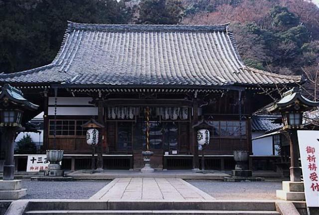 法輪寺(嵯峨の虚空蔵さん)