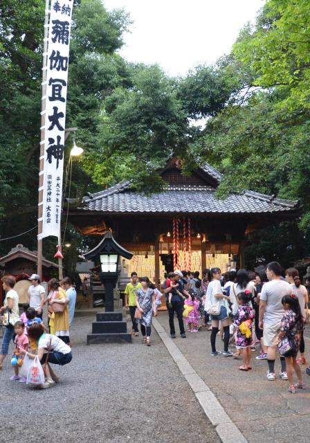 Omori Shrine Festival★26202ba2210119046