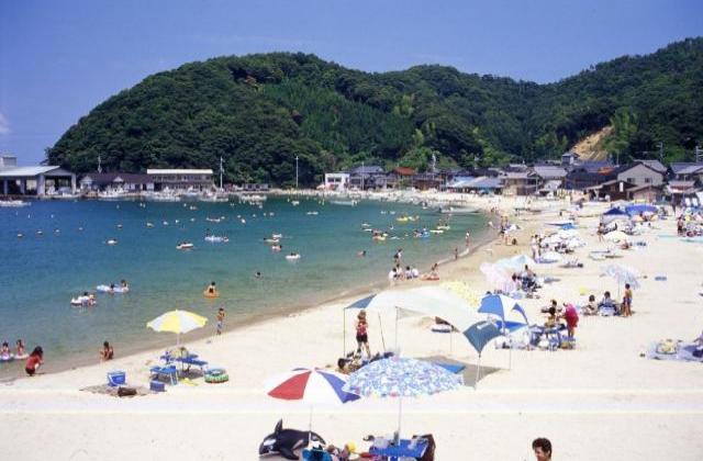 野原海水浴場