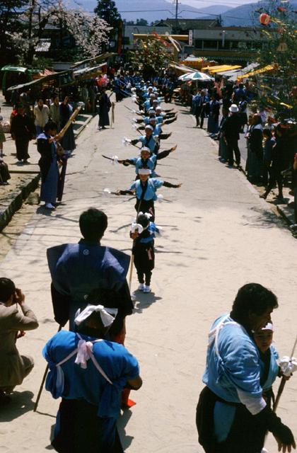 Kono Shrine hollyhock festival★26205ba2210136225