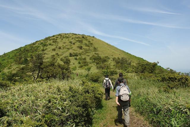 大江山徒步旅行路線