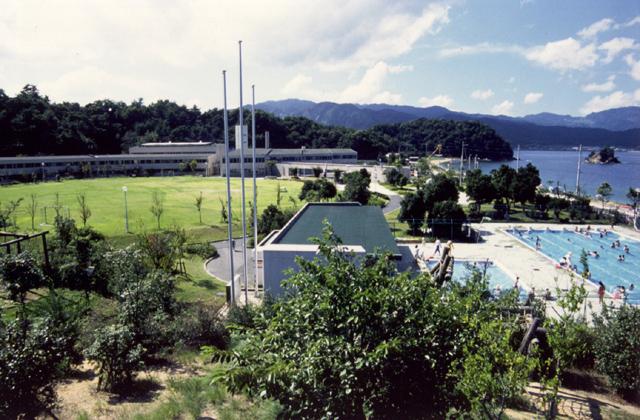 京都府立青少年海洋中心(海軍陸戰隊peer)
