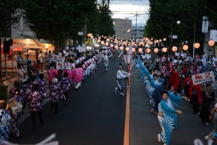 【2021年度中止】亀岡平和祭 亀岡大踊り大会