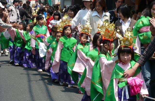 Regular Nichiren Sekitotera Flower Festival★26208ba2212056276