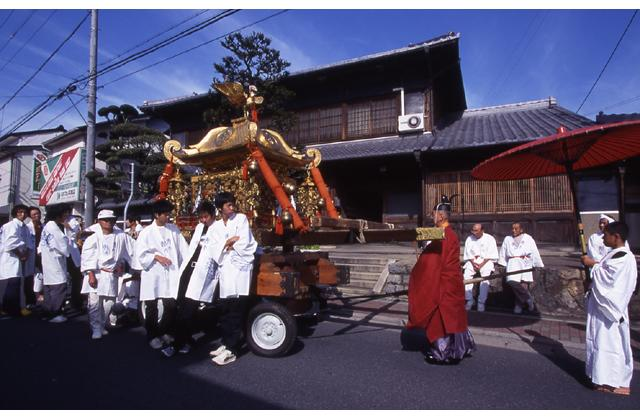 金刀比羅神社 夏祭