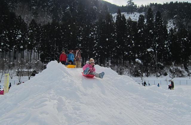 【令和3年開催中止】美山雪まつり
