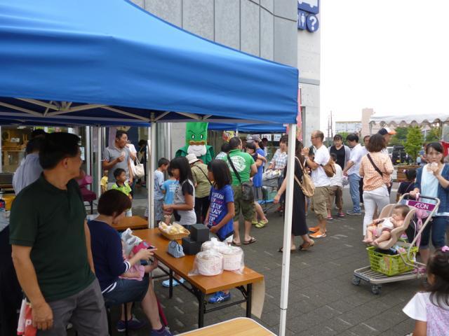 クロスピアくみやま7周年記念イベント