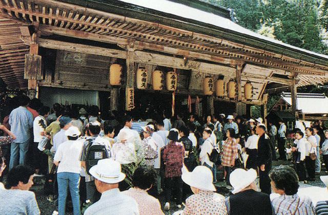 京都帝釋天春の大祭