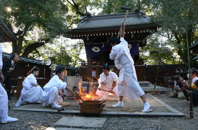 Fuigo Shrine annual festival - sword training ritual★27100ba2212054567