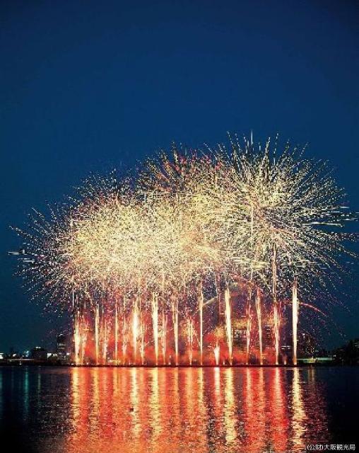 【2020年中止】なにわ淀川花火大会