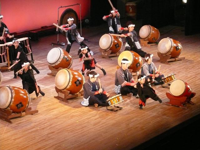 第16回 たかつき和太鼓フェスティバル