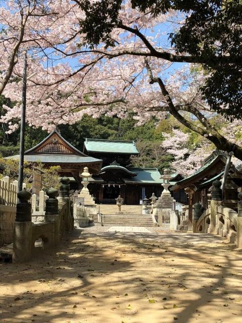 波太神社(はた神社)