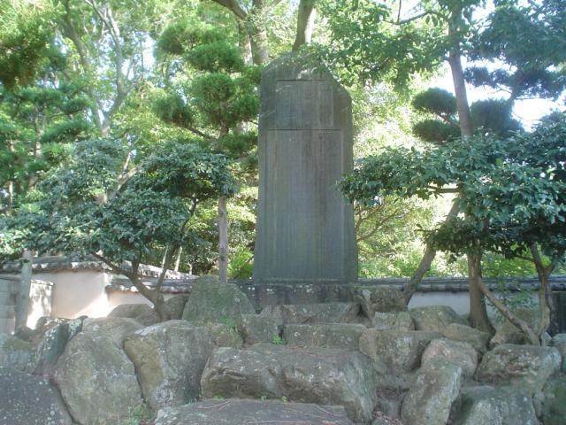 泉州玉葱栽培の祖碑