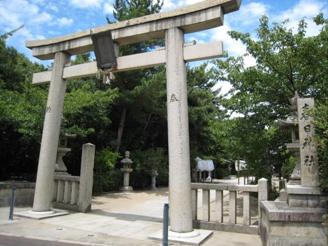 春日神社(田尻町)