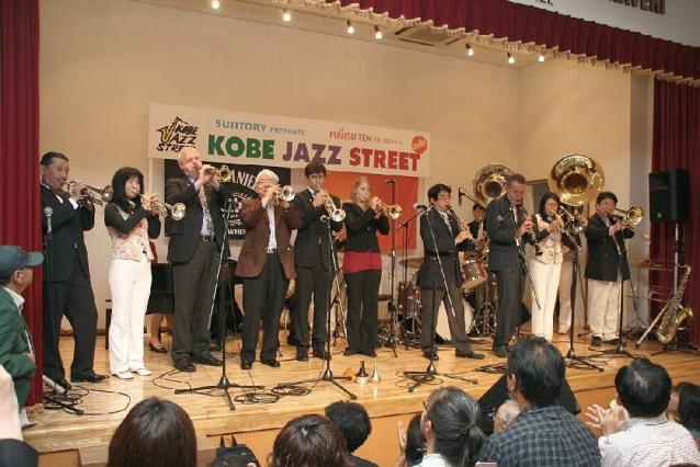 The 36th Kobe jazz street
