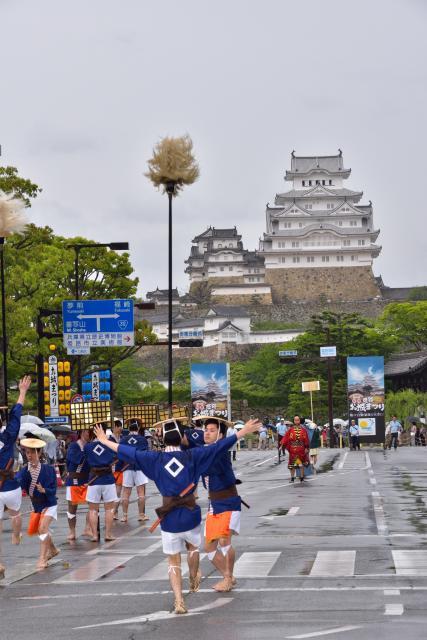 第71回姫路お城まつり