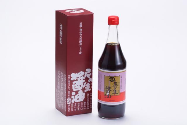 尼ノ生醤油
