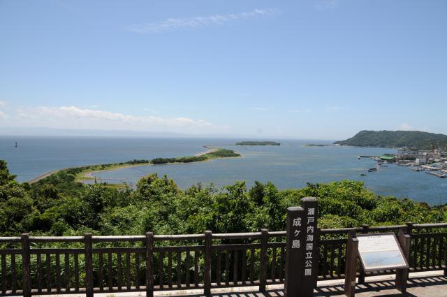 国立公園成ヶ島
