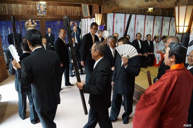 【2020年神事のみ】八幡神社お笑い神事