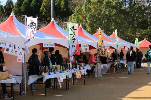にしわき産業フェスタ2019・西脇市農業祭