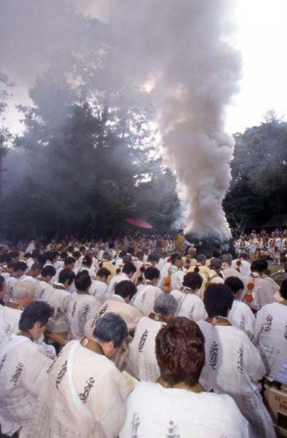 【2020年中止】大護摩(伽耶院)