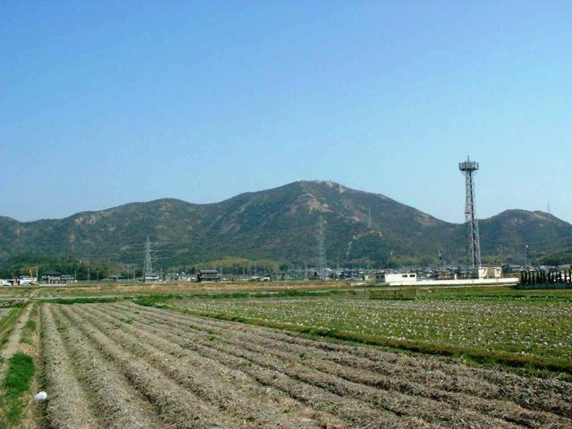 高御位山(播磨富士)