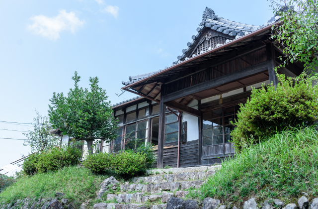 黒川公民館(旧黒川小学校)