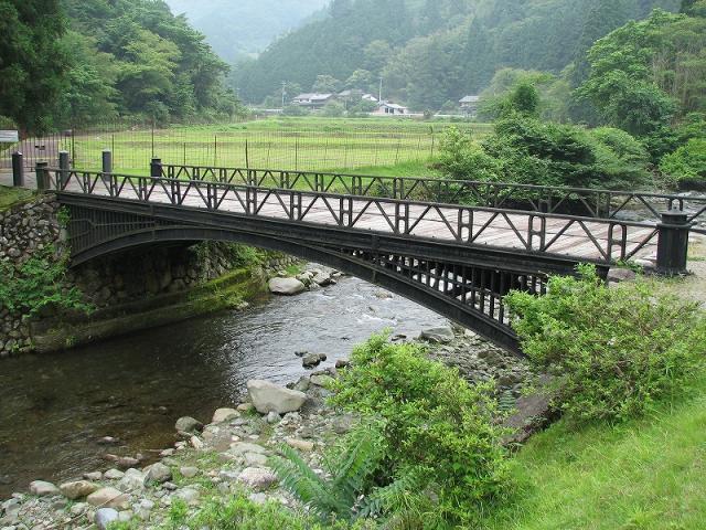 女巫旱田鑄鐵橋