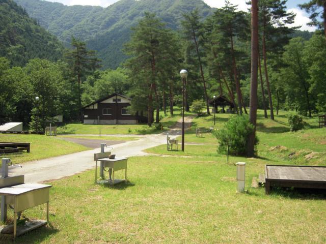 緑ケ丘キャンプ場
