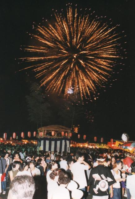 【2020年中止】山崎納涼夏祭り