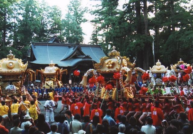 伊和神社秋季大祭