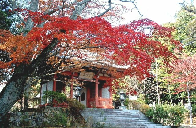 五峰山光明寺