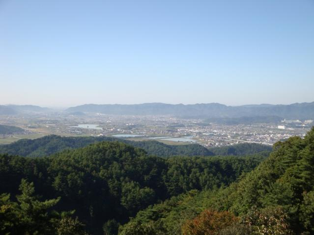 日光寺からの眺望