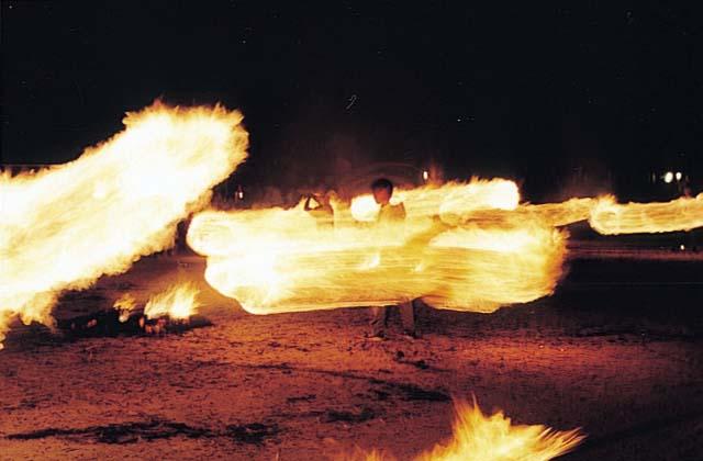 【2020年中止】愛宕の火祭り