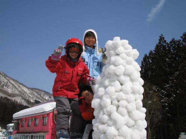 ハチ北スキーフェスティバル